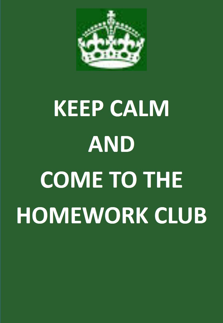 what is a homework club After-school homework club: home the library provides one-to-one homework  assistance to any public school student in tulsa county at.